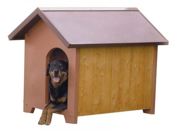 будку для собаки Демонтаж