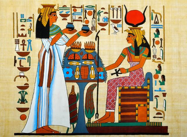 История египта рисунки